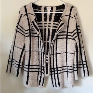 Chico's 3/4 sleeve cardigan. Size small or Chico 1